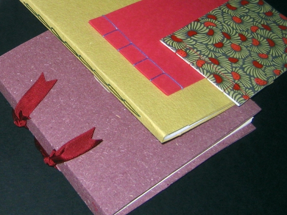 Janet Carroll, handmade books