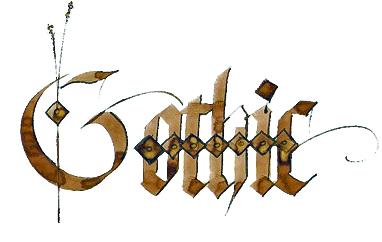 Kathie McIlvride, Gothic