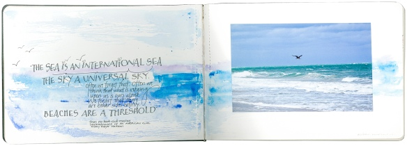 Laura Eriksson, The Sea