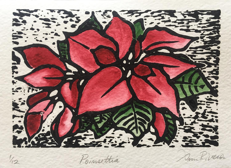 printmaking, Ann Rivera